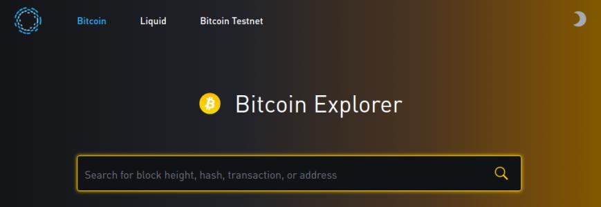 https://blockstream.info/