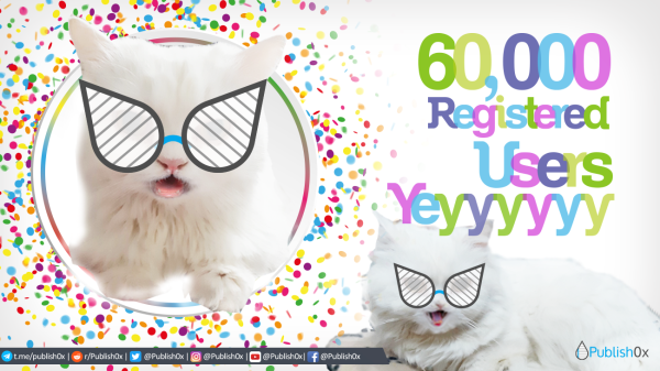 60000 registered users image