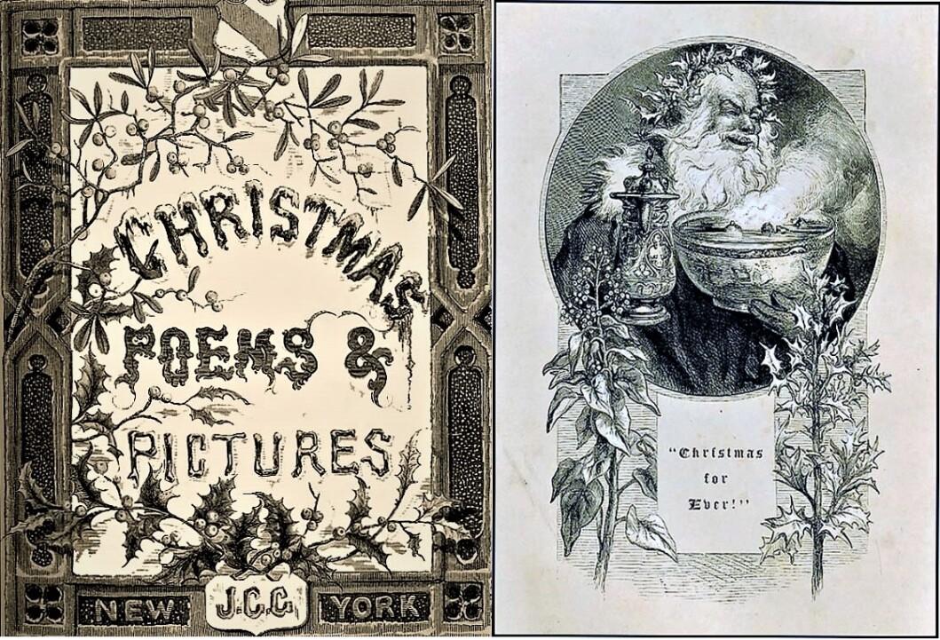 James G Gregory - Christmas Santa Claus