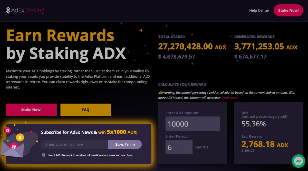 Win ADX
