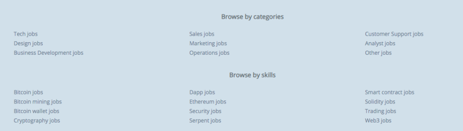 Source: Crypto Jobs