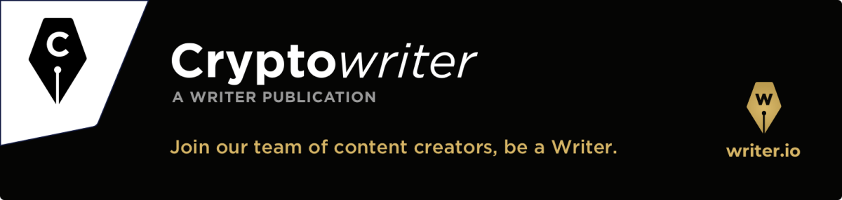 Cryptowriter Footer