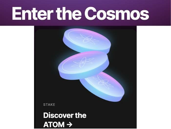 cosmos blockchain, atom cryptocurrency, pos