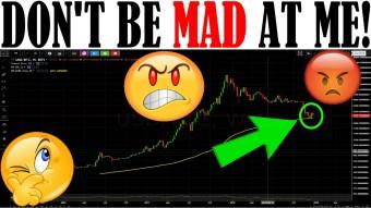 DON'T BE MAD AT ME!🔸MEGA WHALES MAKING WAVES!🔸CRYPTO WALLET HACK🔸COINBASE: HIDDEN GEM