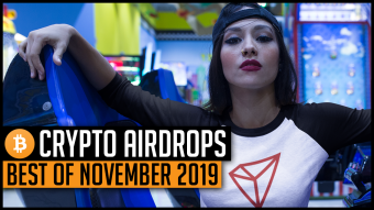 Best Airdrops Of November 2019