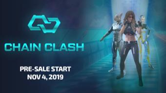 ChainClash Pre-sale Start 4. Novembra