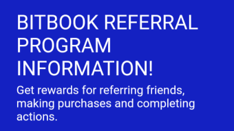 A quick overview of❗🔥 BITBOOK REFERRAL PROGRAM INFORMATION!