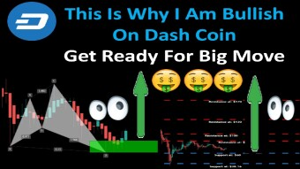 This Is Why I Am Bullish On Dash Coin | Get Ready For Big Move