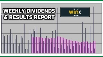 Wink.org | Weekly Dividends & Poker Results Report