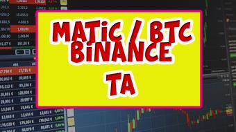 MATIC / BTC technical analysis [BINANCE]