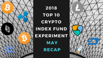 EXPERIMENT - Tracking Top 10 Cryptos of 2018 - Month Twenty-Nine - Down -79%