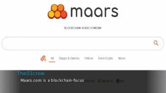 Maars.com new blockchain search Engine.