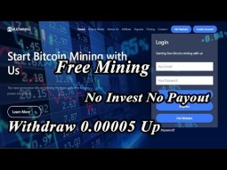 Multimining: a Bitcoin mining pool where you get FREE Bitcoin