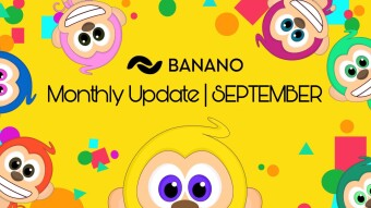 BANANO Monthly Update #29 (September 2020)
