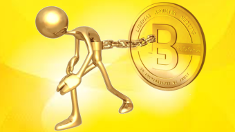 Altcoins are NOT tied to bitcoin