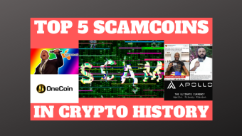 The Biggest Scam Cryptocurrencies In History - Forget Millionaire Living. This is REKT Livin'