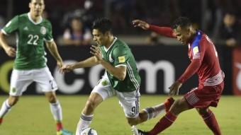 Mexico beat Panama 3-1.