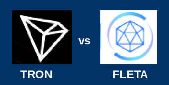 Options for the development of Dapss:  Tron vs FLETA.
