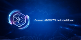 Cosmos (ATOM) Will be Listed Soon
