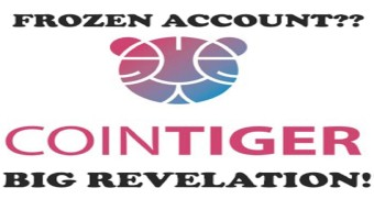 Cointiger Exchange big revelation about Frozen Accounts! Sad to say but Goodbye Hard Earned Money.