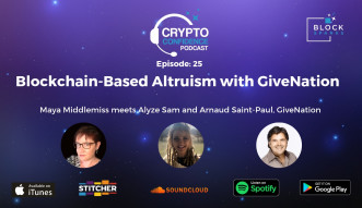 Blockchain Based Altruism with GiveNation