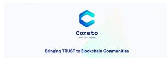 CORETO - Bringing Trust To Blockchain Communities