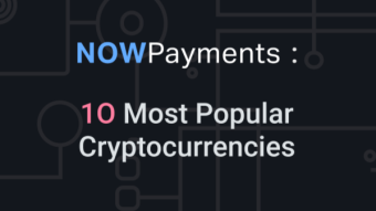 10 Most Popular Cryptocurrencies