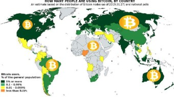 Bitcoin ATM's are now reaching 6,000 worldwide. Check this out why?