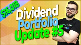 Dividend Portfolio Update #5: Waiting On The Wave