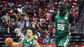 Tacko Fall, Tallest Man in NBA Right Now!