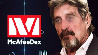 McAfee will launch DEX today.