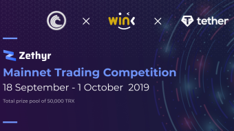 Zethyr Mainnet Trading Competition Report 18 Sep — 1 Oct