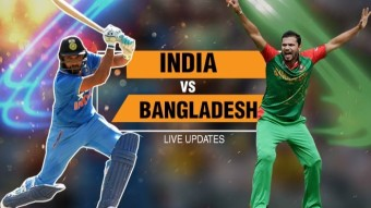 Bangladesh cricket team is heading to India this month.