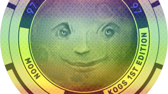 NFTs of Blockchain Gaming: KOGs on WAX 1st Edition 'Crypto' Collection