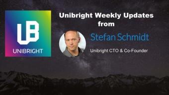 Unibright - 9th of December 2019 - Partnership, Additional token utility, Website updates