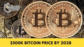 $500K Bitcoin Price by 2028 #422