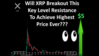 Will XRP Breakout This Key Level Resistance To Achieve Highest Price Ever???