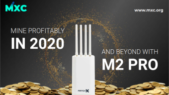 MXC's New M2 Pro Mining Machine to Revolutionize The Industry