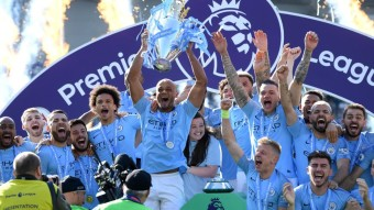 Man City Clinch Back-To-Back Premier League Titles