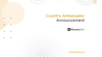 PhoenixDAO Country Ambassador announcement!