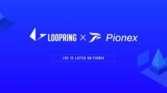 LRC listed on Pionex, an exchange designed for the trading bot
