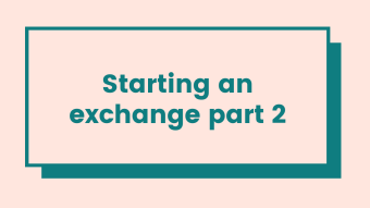 Starting a Decentralized Exchange part 2