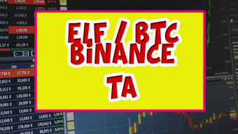 ELF / BTC technical analysis [BINANCE]