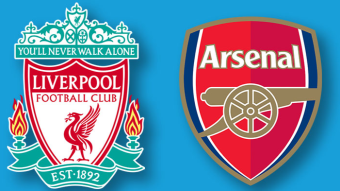 An Epic Premier League Clash as Liverpool Battle It out Against Arsenal at Anfield
