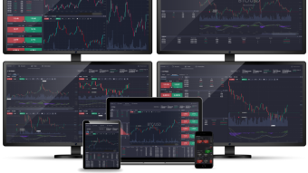#1 Bitcoin platform for active trading