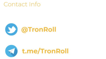 Let the Dividends Roll- Introducing One of Tron's Newest Dapps, TronRoll
