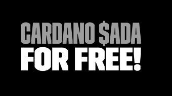 How to collect Cardano FOR FREE!