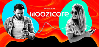 ENJOY MUSIC WITH MOOZICORE & BLOCKCHAIN!