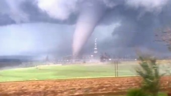 Shocking News(to us) Tornado Hits KwaZulu inSA