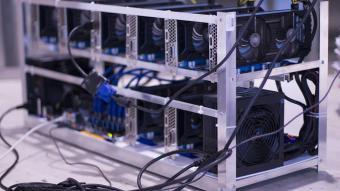 Litecoin mining power fallen after the new halving